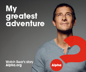 Alpha Invitation 2016 Web Banner Bear Grylls 1